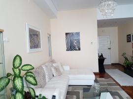 Cozy Apartment, Луанда (рядом с регионом Ingombota)