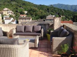 Holiday Home Monticchio, Pietra-di-Verde (рядом с городом Tox)