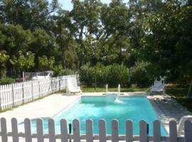 Holiday home Hameau de Pianelli, Порто-Веккьо (рядом с городом Pascialello)