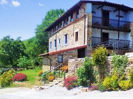 Holiday Home Barrio de Santisteban 13, Ampuero (Near Limpias)