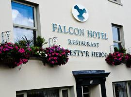 Falcon Hotel, Carmarthen