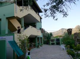 Appartamenti Murvoni, Solanas