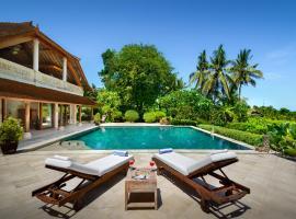 Villa Bonian Balian, Selemadeg