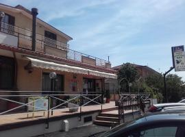 La Lucciola Albergo Ristorante, Tagliacozzo (Verrecchie yakınında)