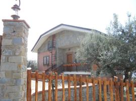 Casale Il Gheppio, Laureana Cilento (Matonti yakınında)