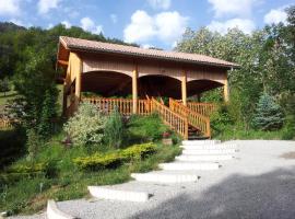 Appartement Les Rosaces du Buech, Montmaur (рядом с городом Veynes)