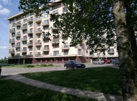 Apartamentai prie Eglės