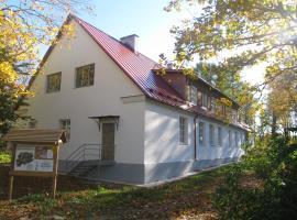 Russalu külamaja, Russalu (Mõraste yakınında)