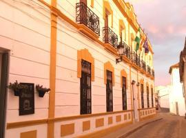 Hotel El Comendador, Fuente Obejuna (Los Pánchez yakınında)
