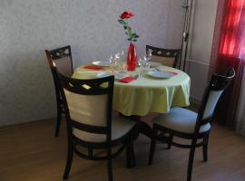 Gratarre Apartment