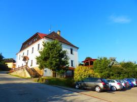 Hotel Stará škola na Šumavě