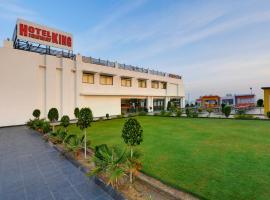 Hotel Highway King Neemrana, Behror (рядом с городом Nārnaul)