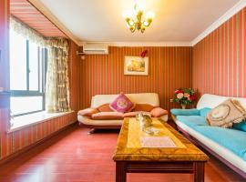 Nanbin Road Riverview European-Style One-Bedroom Apartment, Chongqing (Nan'an yakınında)
