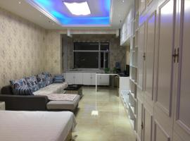 1314 Jindian Theme Apartment, Datong (Shaling yakınında)
