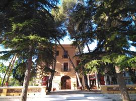 Hotel El Prat, Lucena del Cid (Argelita yakınında)
