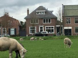 Art+bed and breakfast, 's-Graveland (in de buurt van Hilversum)