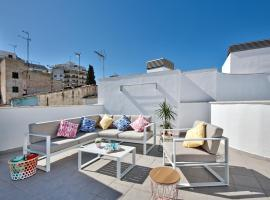 Poble Espanyol Apartments