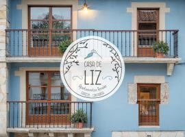 Casa De Liz, Adino (рядом с городом Ríoseco)