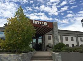 Inca Hoteles, Los Andes (Río Blanco yakınında)