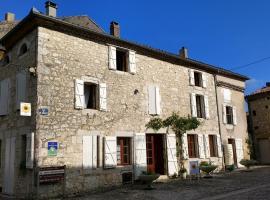 Le Tournesol, Saint-Clar