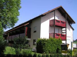 Landhaus Vogelweide - 2 Zimmer mit Balkon