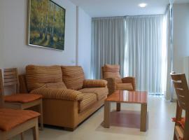 Apartamento cerca de la playa con wifi, Grao de Castellón