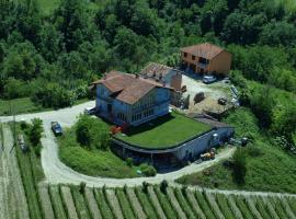 Casa Viglioni, Monforte d'Alba (Monchiero yakınında)