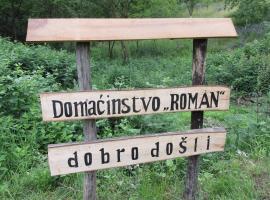 Country House Roman, Boljanić (Gračanica yakınında)