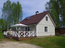 Ööbiku Holiday House, Antsla (Ringiste yakınında)
