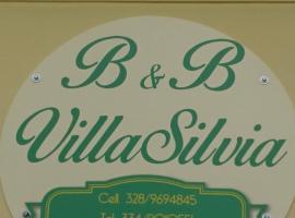 B&B Villa Silvia, Acquasanta Terme (Rigo yakınında)