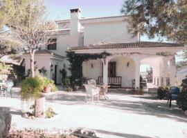 Vivienda Turísitca de Alquiler Rural Casa Fatima, Jaén (La Guardia de Jaén yakınında)