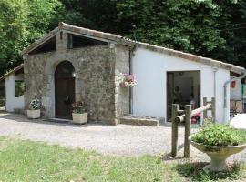 Camping Le Pré Coulet, Saint-Pierreville (рядом с городом Saint-Genest-Lachamp)