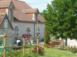 La Ferme de la Maugerie, Thoury (рядом с городом Crouy-sur-Cosson)