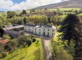 Clone House Event Villa, Aughrim (рядом с городом Woodenbridge)