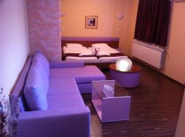 Rusenski Lom Hotel, Koshov (Dve Mogili yakınında)