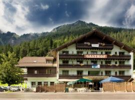 Gasthof Spullersee, Wald am Arlberg