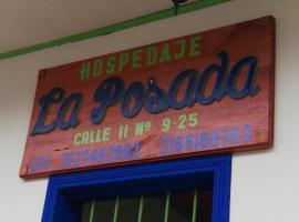 Hospedaje La Posada, Pivijay