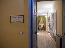 Trama e Ordito B&B, Livia Apartaments, Caserta (San Leucio yakınında)