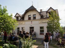 Penzion Ctrnactka, Rataje nad Sázavou (Uhlířské Janovice yakınında)