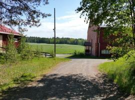 Lintupajun hevostila, Vaulampi (рядом с городом Ypäjä)
