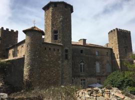 Château d'Agel chambres d'hôtes, Ажель (рядом с городом Биз-Минервуа)