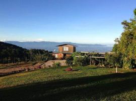 Hospedaje Cerro Pittier, Coto Brus (Cabuya yakınında)