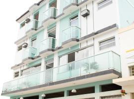 Hotel Gávea, Muriaé (Patrocínio do Muriaé yakınında)