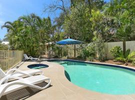 Chez Noosa Resort Motel, Sunshine Beach