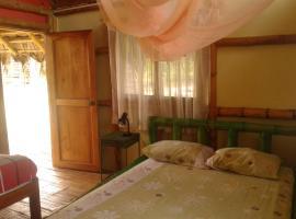 Sangara Posada y Camping, Zapotal