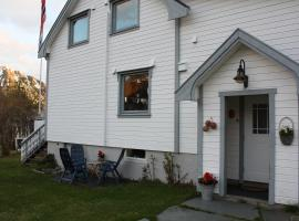 Lofoten holiday home Sydalen