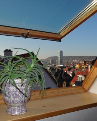 attraktives 2-Zimmer-Apartment mit Ausblick