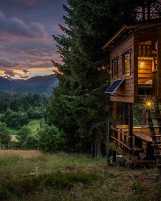 Tree House Gorski Lazi