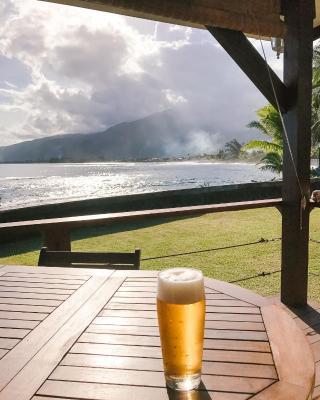 Tahiti Surf Beach Paradise