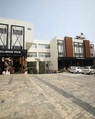Hotel Soorya Castle